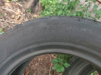 Directional BF Goodrich  G-Force Sport tires Del City