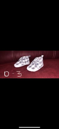 0-3 Month baby shoes  Mather, 95655
