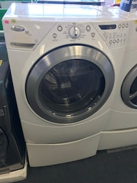 white front-load clothes washer Cincinnati, 45247