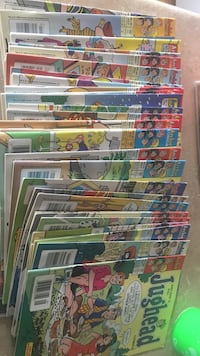 Comic book collection Toronto, M3C