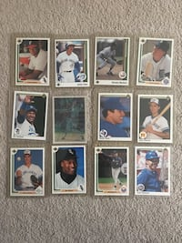 MLB trading card collection Newmarket, L3X 2Z4