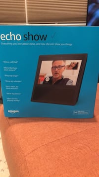 Amazon Echo Show Springfield, 22151