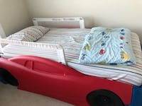 Twin Bed Car for Kids Gaithersburg