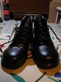 """Mellow Walk Women's 6"""" leather safety boots size 9 Ontario, M3J 1P9"""