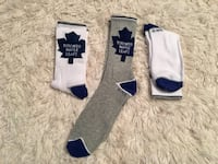 Brand new Toronto Maple Leaf socks Toronto, M2M 3T9