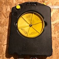 Motor Oil drain container 12.5 litres Calgary, T2V 0M3