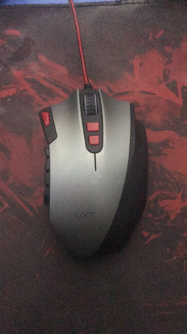 Trust GTX166 MMO oyuncu mouse 0