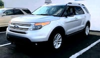2012 Ford Explorer●SILVER●4WD SUV●RELIABLE● Lincoln Park