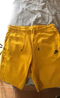 Nike Tech Shorts - Yellow  Brampton, L6P 2R2