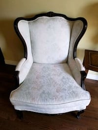 French provincial wing chair  Kitchener, N2N 1V3