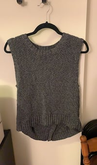 Banana Republic sleeveless knit top - women's xs