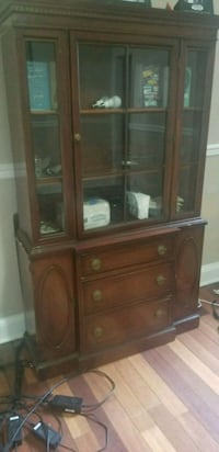 Wooden China Cabinet  Baltimore, 21218