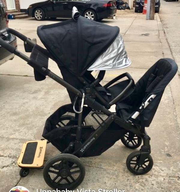 Uppababy Vista Stroller Must Sell Asap