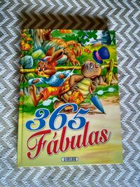 "Libro ""365 Fabulas"" Madrid, 28019"