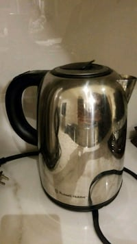 gray and black electric kettle Laval, H7X 1V9