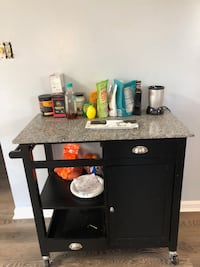 Granite cover kitchen cart Silver Spring, 20904