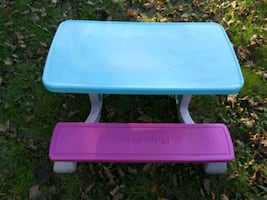 fisher price adjustable picnic table