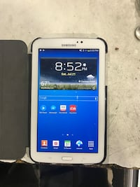 white Samsung Galaxy android smartphone Gloucester, 08021