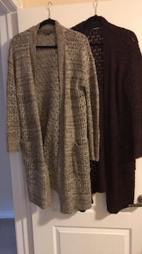Woman's size large sweaters  Barrie, L4N 9P8