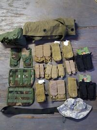 military bags an pouches Fayetteville, 28306