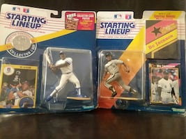 Collectables action figures