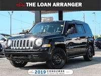 2011 Jeep Patriot with 172,579km with 100% Approved Financing