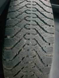 Winter Tire with Rim for Sale Mississauga, L5W 1T6