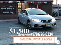 Honda - Civic - 2014 Beverly