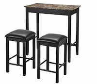 Brand new 3 piece dining set  West Valley City, 84120