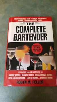 Complete Bartender Book (more than 2000 recepies). Edmonton, T5S 1T5