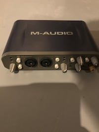 Audio Recording Interface Edmonton, T6X 2B6