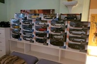 Lot of 1:18 Scale Diecast Cars, All Different  Vancouver, V6Z 1Z7