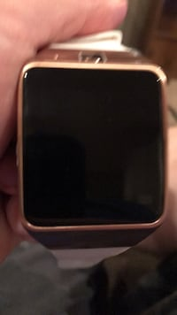 Black and gray smart watch Omaha, 68136