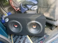 2 10 inch rockford xlc subwoofers Perry Hall