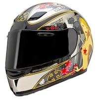 SPARX S07 LE PLATINUM Small Full-face Helmets