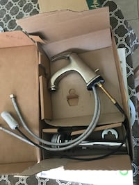 Bathroom faucet, American standard, Brand new in box, never been used, the original price $265 Pickering, L1V 6P9