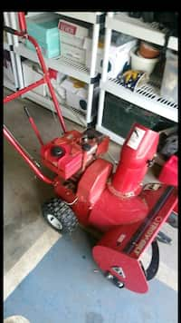Used Toro 1800 Power Curve Snow Blower, Model 38025 for sale