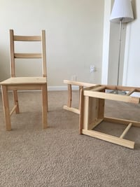 2 Dining chairs from Ikea Arlington, 22209