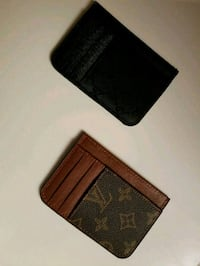Lv Louis vuitton Gucci card holders  Montreal, H4M 2X6