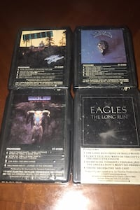 Eagles 8track tapes Oxnard, 93033