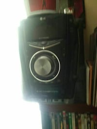 Do system with tow speakers with mic plug but the  Meriden, 06450