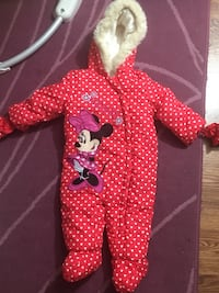 Snow suit  London, N5Z 1M4