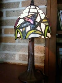 Tiffany style lamp.  Sheffield, 35660