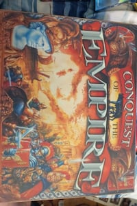 Conquest of the Empire 2005 edition