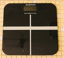 Weight scale digital bathroom body weight scale
