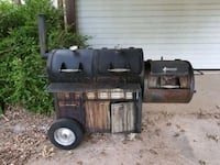Very Large heavy duty smoker Azle, 76020