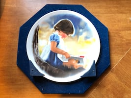 Collectors Plate - Donald Zolan