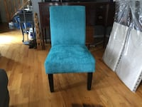 Teal Accent Chair Laurel, 20708