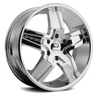 Lorenzo Chrome Rims (Set of 4) Smithtown, 11787