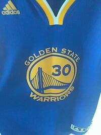 Stephen curry brand new jersey